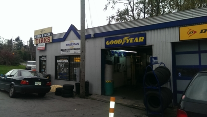 Tire Man - Tire Retailers