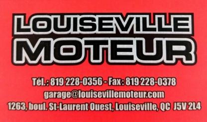 Garage Louiseville Moteur Inc - Moteurs diesels