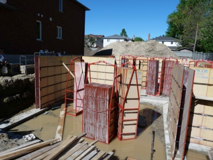 Simcoe Concrete Forming - Foundation Contractors