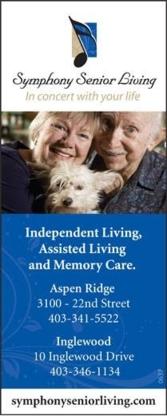 Symphony Senior Living Aspen Ridge - Services et centres pour personnes âgées - 403-341-5522