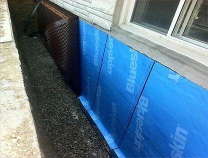 BondSeal Canada - Waterproofing Contractors