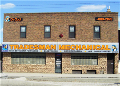 Tradesman Mechanical Services Ltd - Furnace Repair, Cleaning & Maintenance