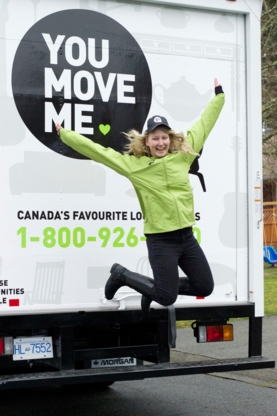 You Move Me Victoria - Moving Services & Storage Facilities