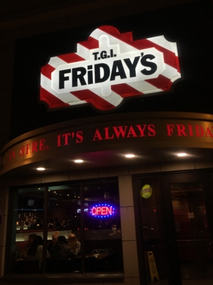 TGI Friday's - American Restaurants