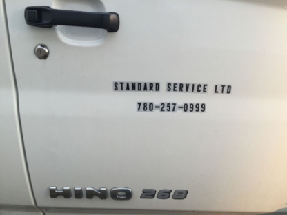 Standard Service Ltd - Bulky, Commercial & Industrial Waste Removal - 780-257-0999