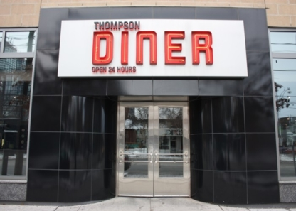 Thompson Diner - Poutine Restaurants - 416-601-3533