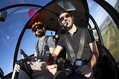Capitale Hélicoptère Ecole de pilotage - Aircraft & Flight Schools - 418-871-4466