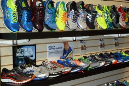 Runners Den Ltd - Shoe Stores