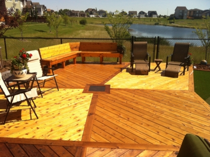 All Terrain Landscaping Ltd - Landscape Contractors & Designers - 403-332-2446