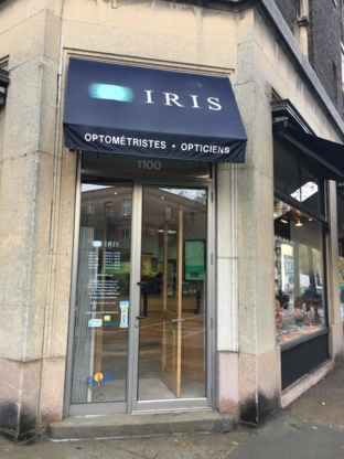 Voir le profil de IRIS - Saint-Laurent