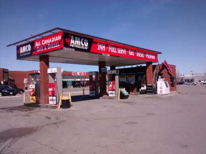 Amco Gas Bar - Gas Stations - 416-291-0007