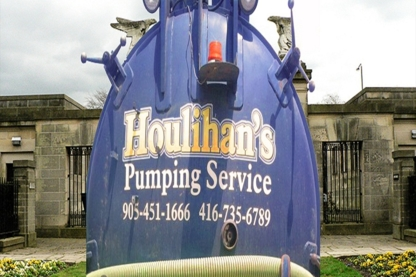 Houlihan's Pumping Service - Septic Tank Cleaning