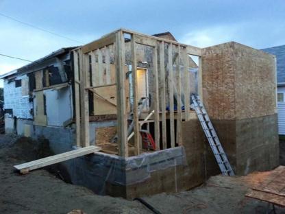 Simon Construction - Couvreurs - 705-586-3008