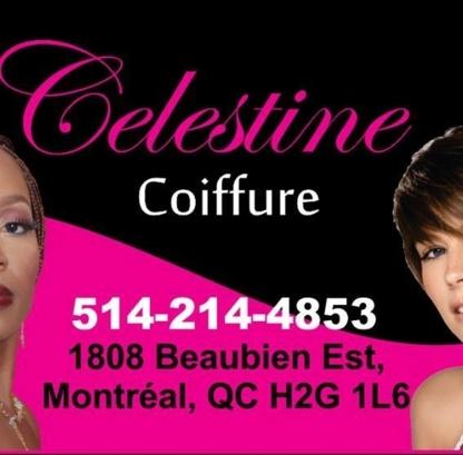 Célestine Coiffure - Rallonges capillaires - 514-419-5177