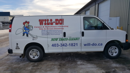 Will-Do Cleaning - Furniture Cleaning - 403-342-1821