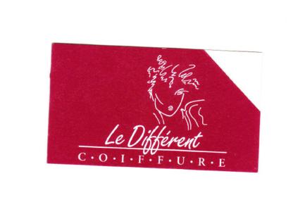 Salon de Coiffure Le Différent - Salons de coiffure et de beauté - 418-628-3801