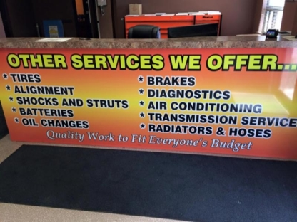 Budget Exhaust & Automotive - Auto Repair Garages
