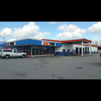 Kal Tire - Tire Retailers - 604-227-1915
