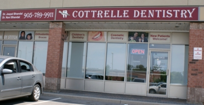 Cottrelle Dentistry - Dentists - 905-789-9911