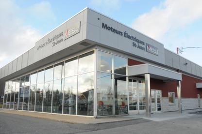 Voir le profil de Les Moteurs Électriques St-Jean - Montréal-Est
