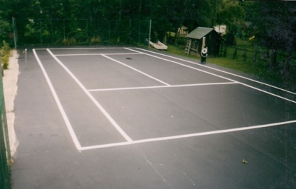 King Property Maintenance - Parking Area Maintenance & Marking - 705-445-1490
