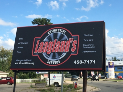 Laagland's Auto Service Inc - Car Repair & Service