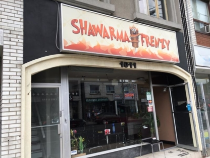 Shawarma Frenzy - Take-Out Food - 416-696-5565