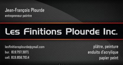 Les Finitions Plourde Inc - Peintres