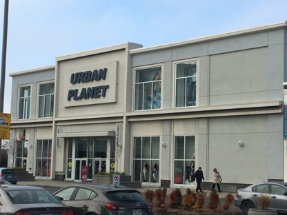 Urban Planet - Clothing Stores - 450-656-0177