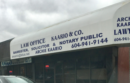 Kaario & Co - Human Rights Lawyers