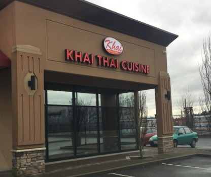 Khai Thai Cuisine - Thai Restaurants - 604-474-2088