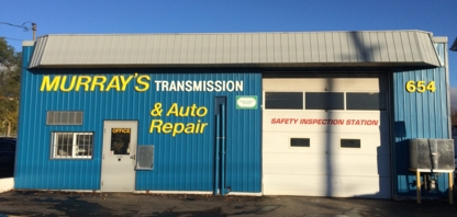 View Murray's Automatic Transmission Centre's London profile