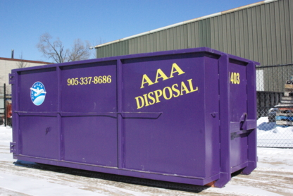 View AAA All Commercial & Residential Disposal Services's Guelph profile