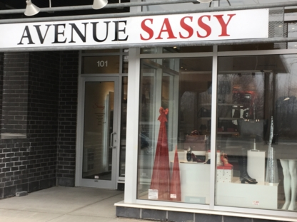 Avenue Sassy - Shoe Stores - 450-906-7888