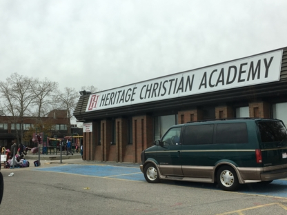 View Heritage Christian Academy's Calgary profile
