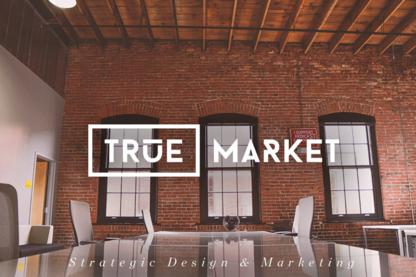 True Market - Développement et conception de sites Web