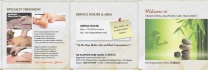 OK Acupuncture Clinic - Acupuncturists