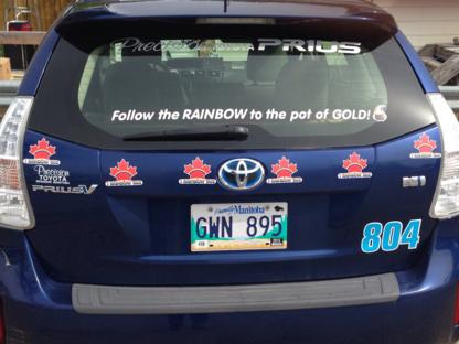 1 Rainbow Taxi - Taxis - 204-717-4000