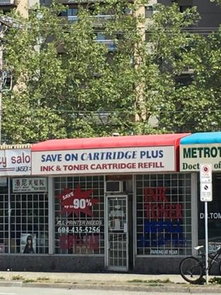 Save On Cartridge Plus - Réparation d'ordinateurs et entretien informatique - 604-435-5256