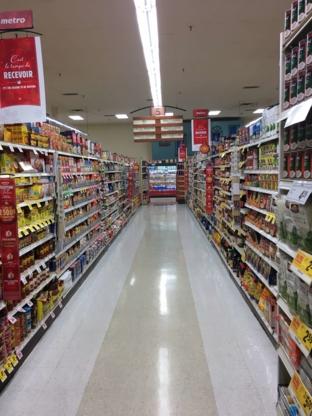 Metro - Grocery Stores - 514-737-3511