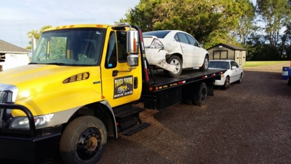 Taber Towing - Vehicle Towing