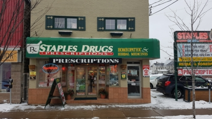 Staples Drugs - Chocolat - 506-857-4150