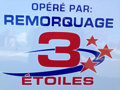 View Remorquage Trois Étoiles Inc's Mascouche profile
