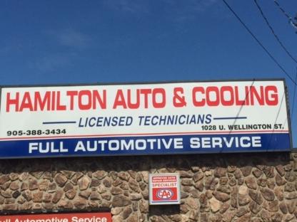 Hamilton Auto & Cooling - Auto Repair Garages - 905-388-3434