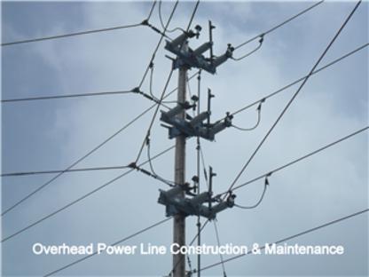 Langley Utilities Contracting Ltd - Lighting Consultants & Contractors