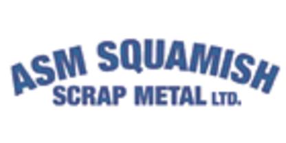 ASM Squamish Scrap Metal (2011) Ltd - Scrap Metals