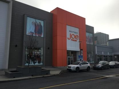 Joe Fresh - Clothing Stores - 450-676-5049