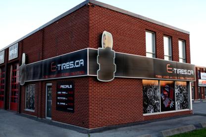 E-tires.ca - Tire Retailers - 905-660-2277