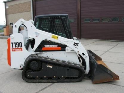 Bobcat Services - Excavation Contractors - 250-615-2635