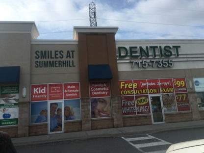 Smiles At Summer Hill Dental - Teeth Whitening Services